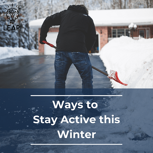 Ways to Stay Active this Winter